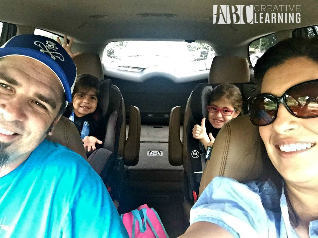 Buick 24 Hours of Happiness Test Drive with the 2015 Enclave Family Drive