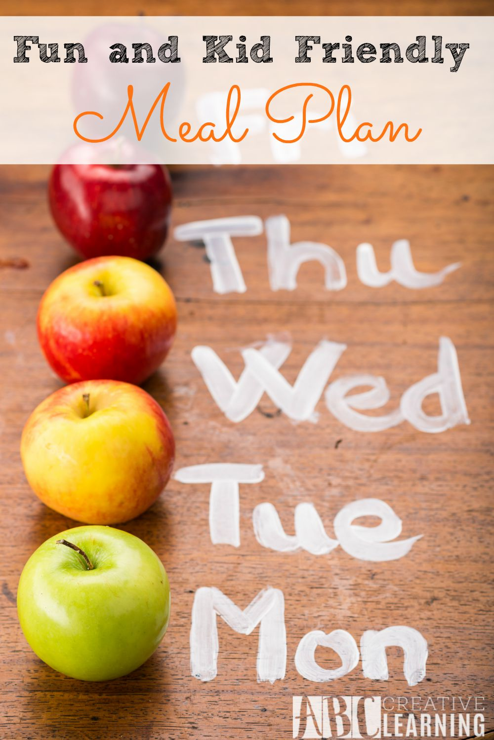 Fun and Kid-Friendly Meal Plan