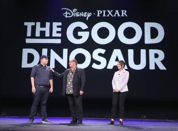 Exciting New Disney Movies Announced at #D23Expo The Good Dinosaur Disney Pixar