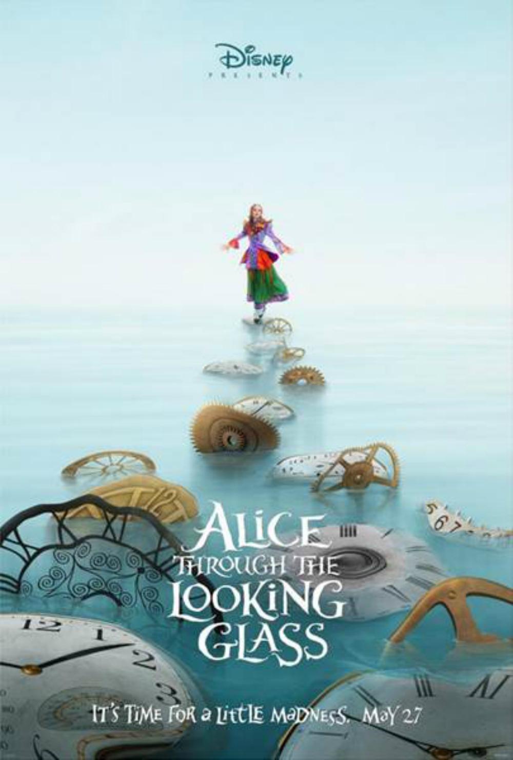 Alice Through the Looking Glass Trailer Teaser #DisneyAlice