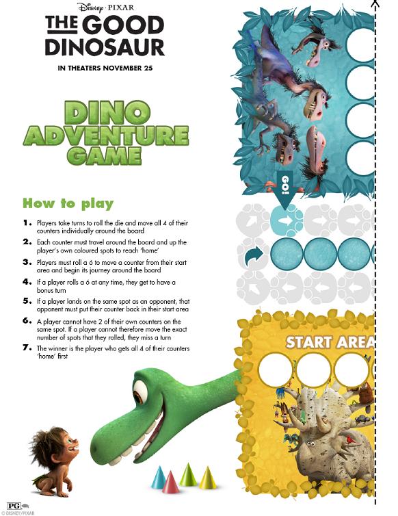 Dino-Adventure-Game