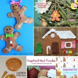 Gingerbread Crafts and Activities For Kids