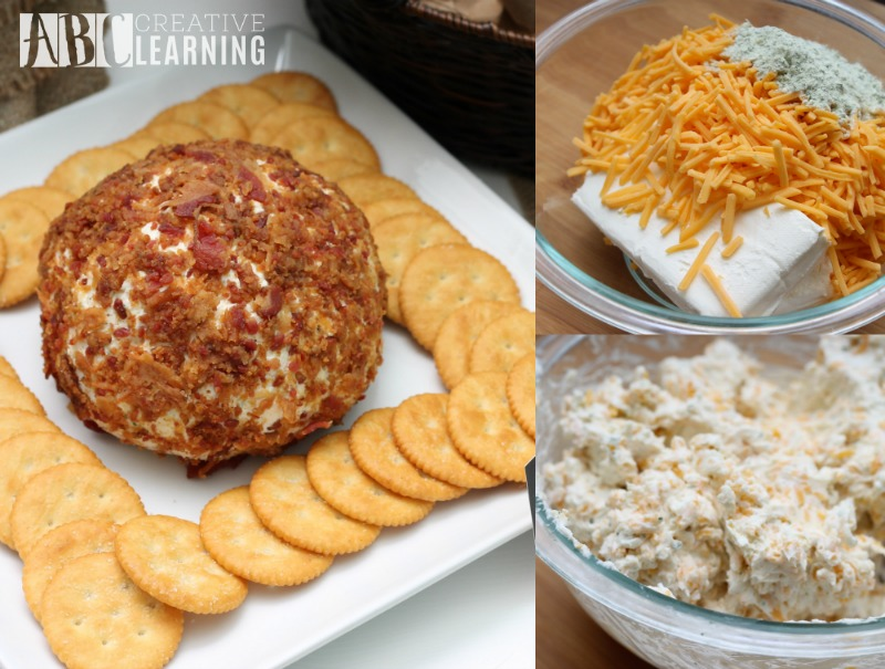 Hunger Games Mockingjay Part 2 Movie Party cheese ball