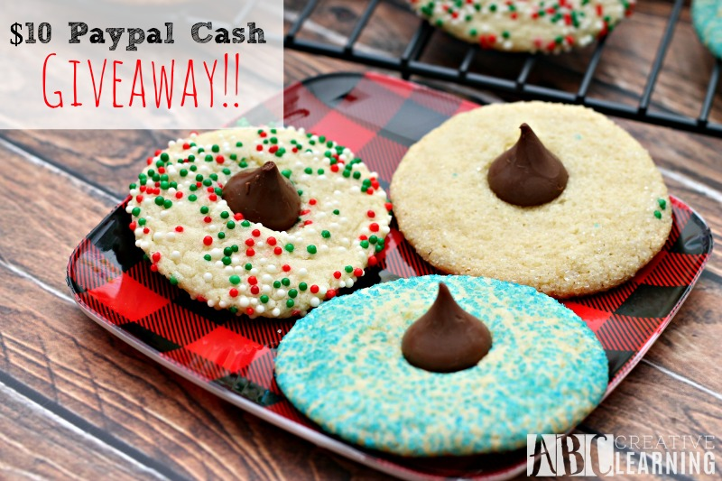 Baking Memories with Holiday Blossom Cookies Giveaway