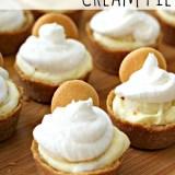 Mini Banana Cream Pie Recipe