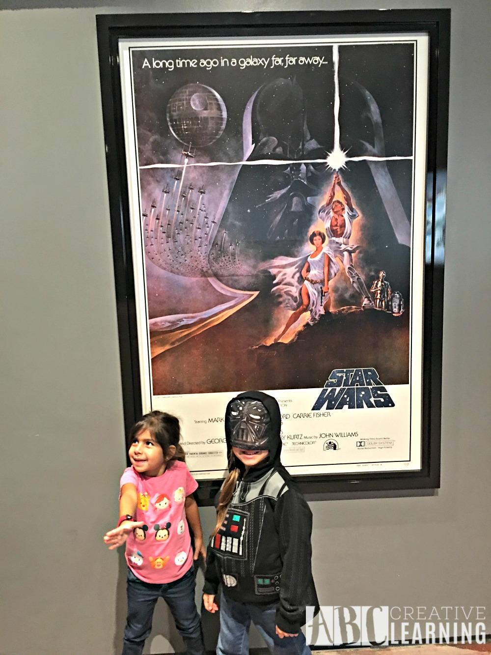 Star Wars Launch Bay at Hollywood Studios poster