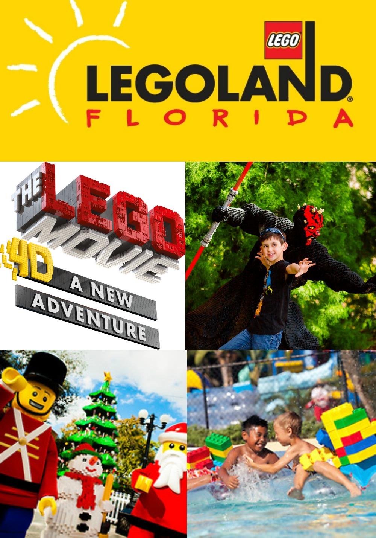 Legoland Florida Resort 2016 Events
