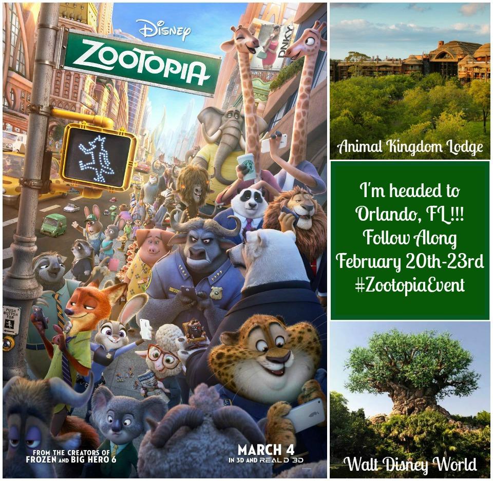 #ZootopiaEvent Badge