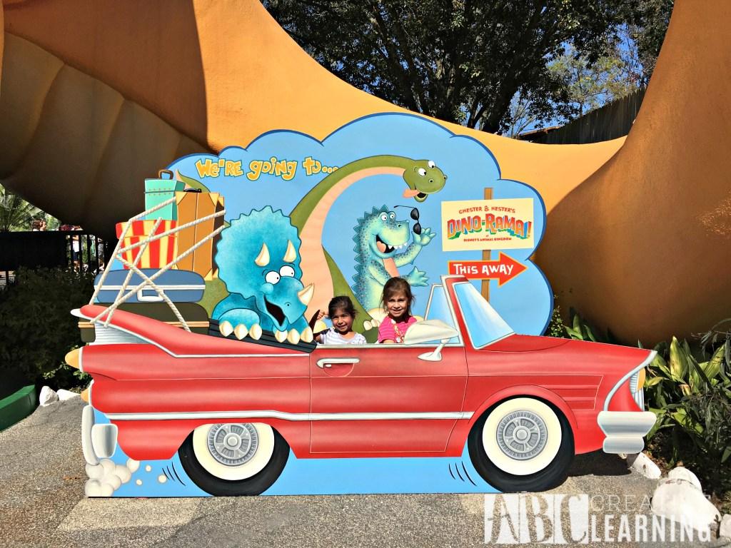 7 Reasons To Visit Disney's Animal Kingdom Theme Park Dino