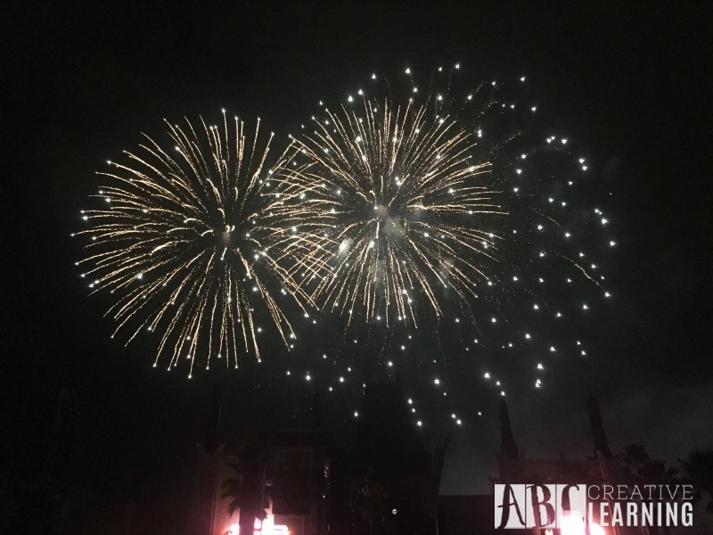 The Force Is Strong At Disney's Hollywood Studios Fireworks