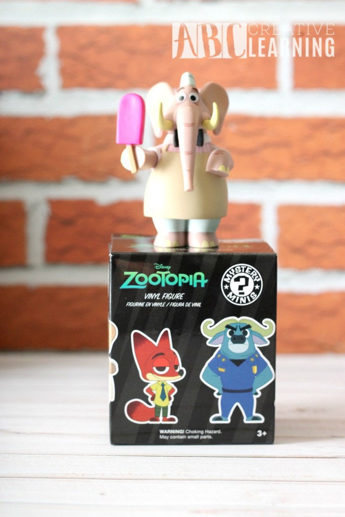 Wild About New Disney's Zootopia Product Line Mystery