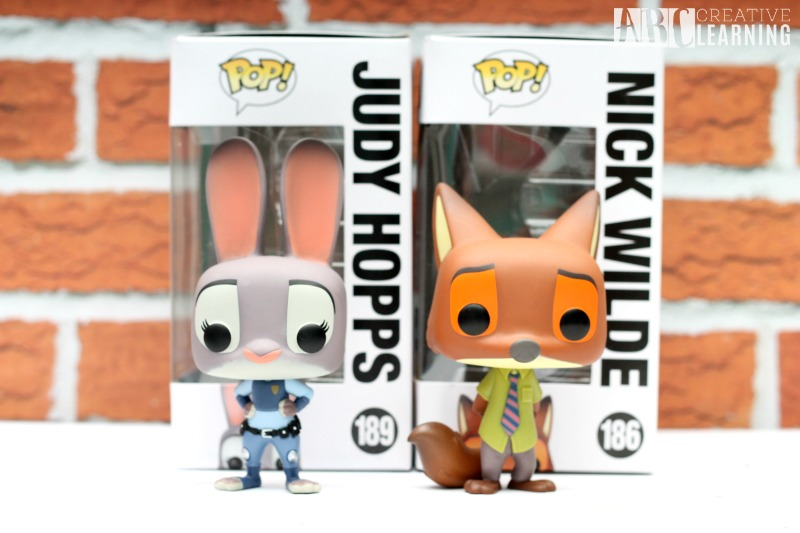 Wild About New Disney's Zootopia Product Line POP