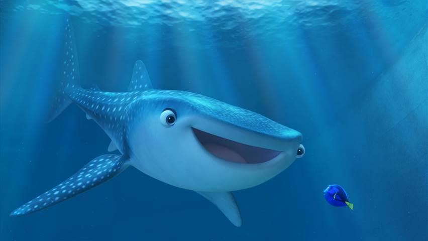Disney•Pixar's Finding Dory New Trailer #FindingDory