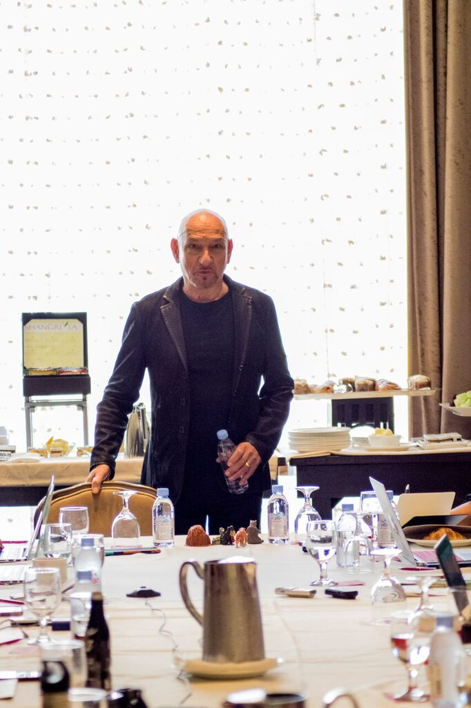 Exclusive Interview With Sir Ben Kingsley #JungleBookEvent