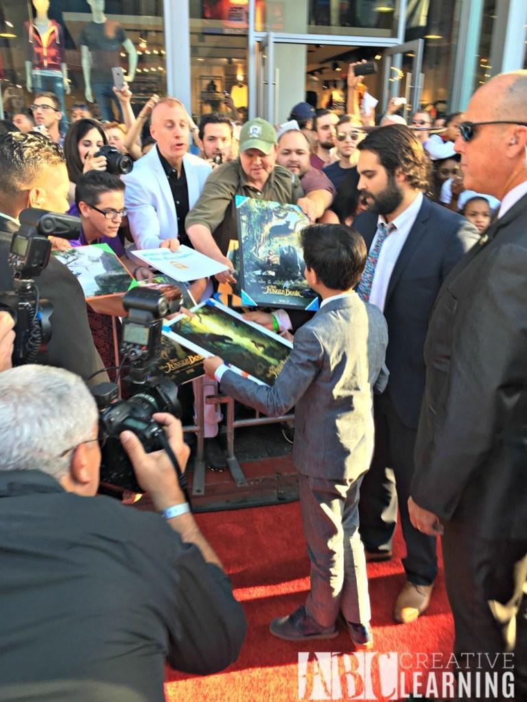 My #JungleBookEvent Red Carpet Movie Premier Experience Neel Sethi