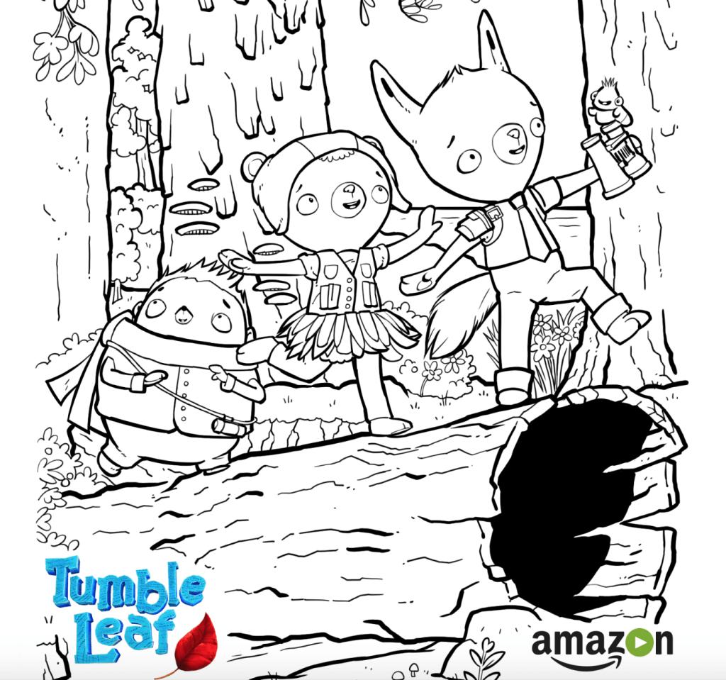 Tumble Leaf Amazon Original Series