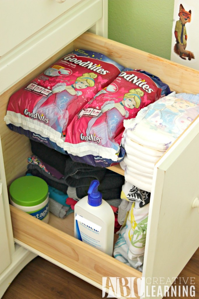 A Positive Approach To NightTime Bedwetting Drawer