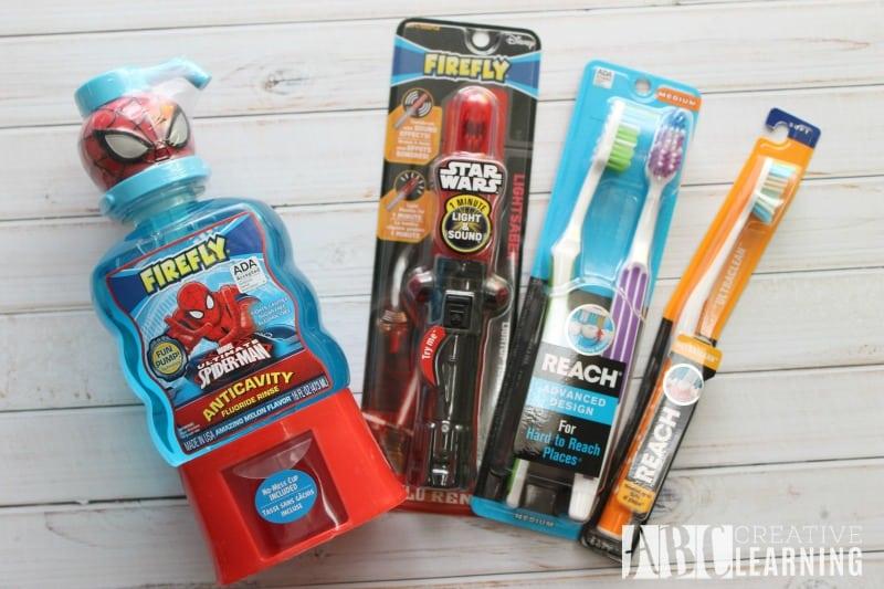 Ways To Encourage Teeth Brushing brushes