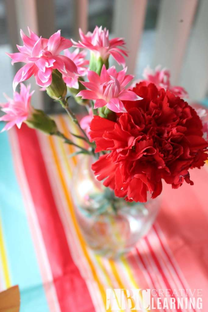 Disney's Elena of Avalor Royal Party Celebration flowers