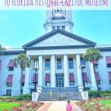 Family Travels To Florida Historic Capitol Museum
