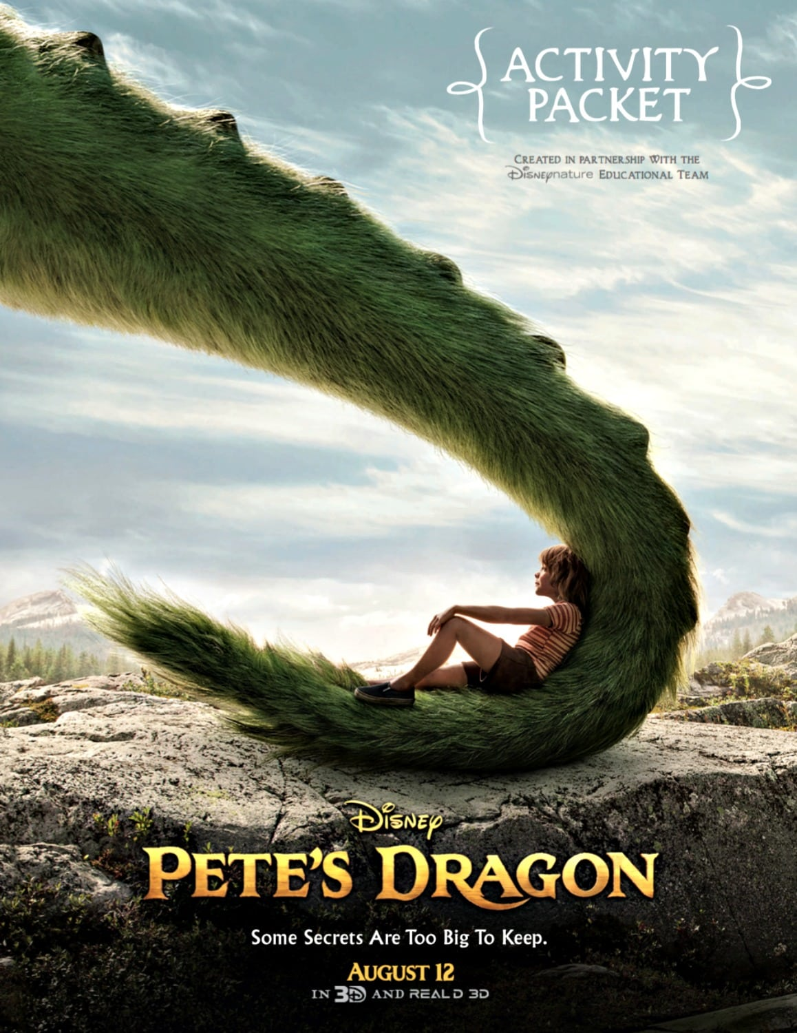 Pete's Dragon Educational Packet