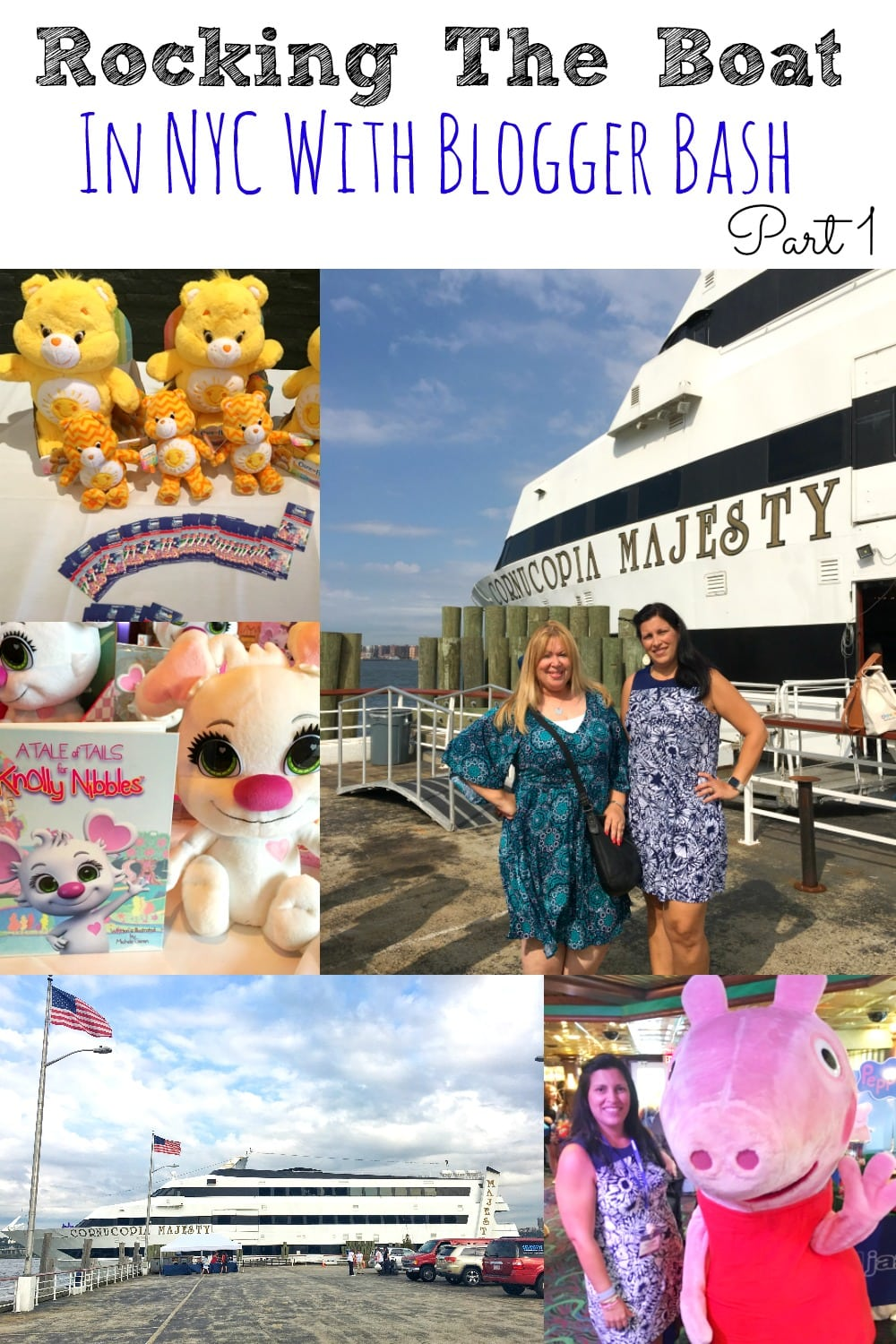 Rocking The Boat In NYC With Blogger Bash {Day 1} p