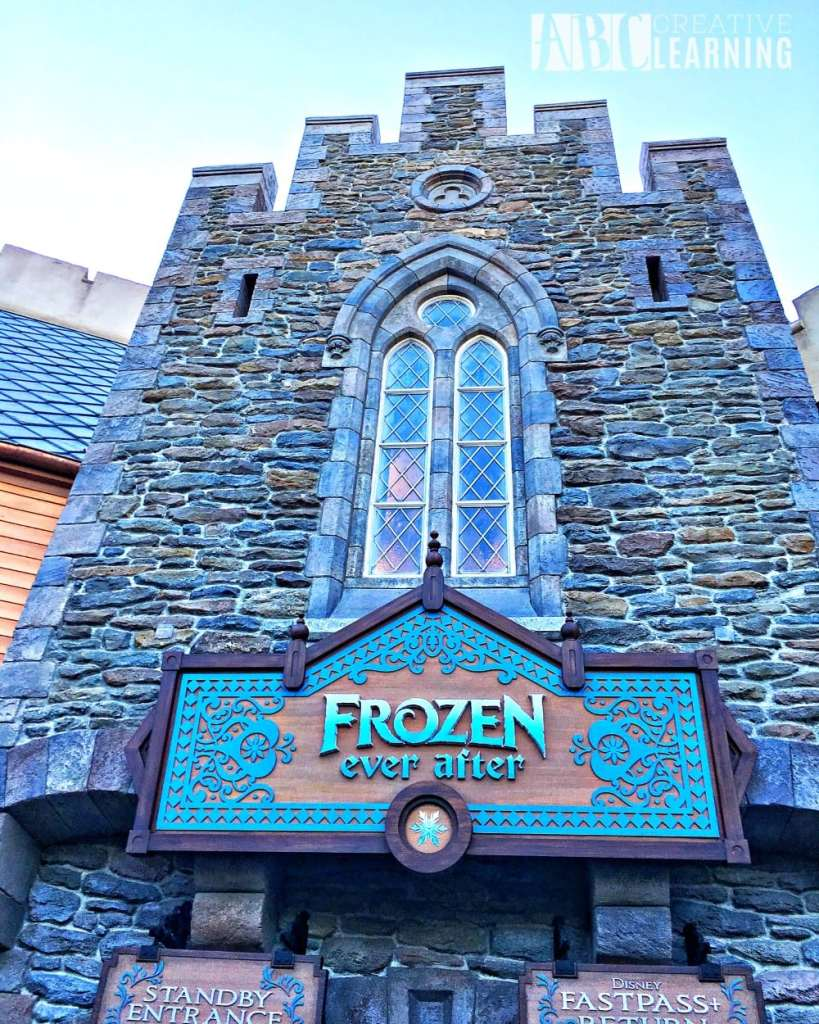 Top 4 New Attractions To Visit At Walt Disney World #AwakenSummer Frozen