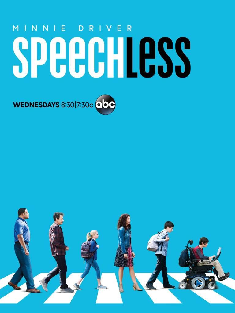 Speechless Set Visit and Cast Interviews #ABCTVEvent