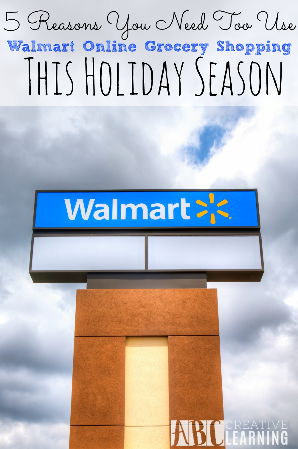 5 Reasons You Need To Use Walmart Online Grocery Shopping This Holiday Season