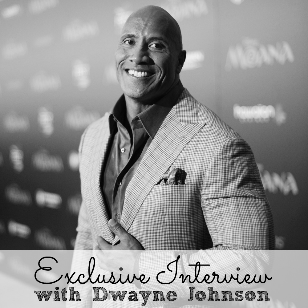 Exclusive Interviews Pictures More: Exclusive Interview With Dwayne Johnson #MoanaEvent