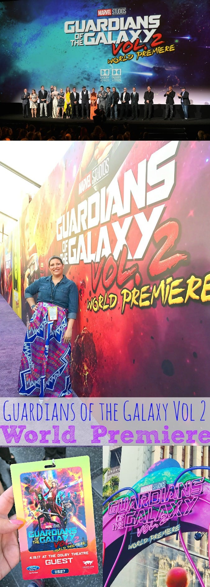 Guardians of the Galaxy Vol 2 Movie Premiere