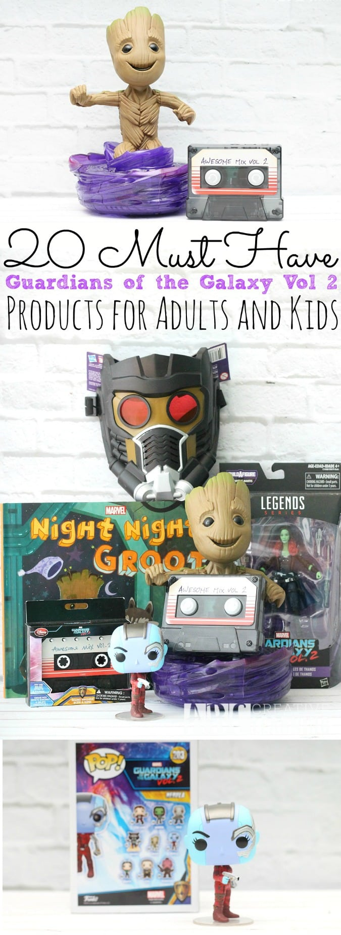 Must Have Guardians of the Galaxy Toys
