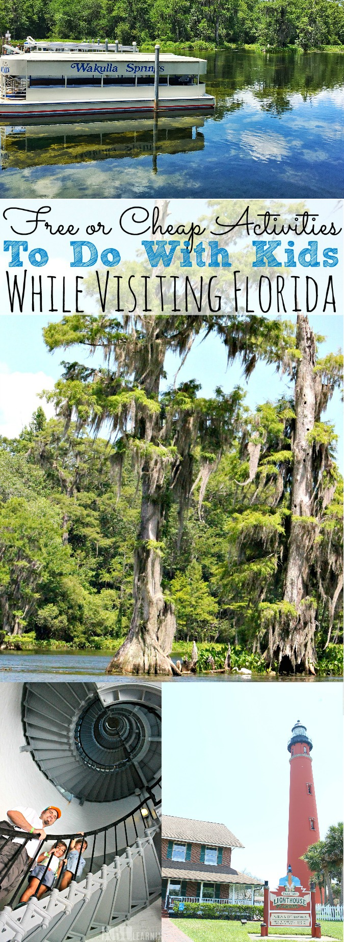 Free Activities To Do With Kids In Florida
