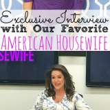 Interview with Katy Mixon American Housewife