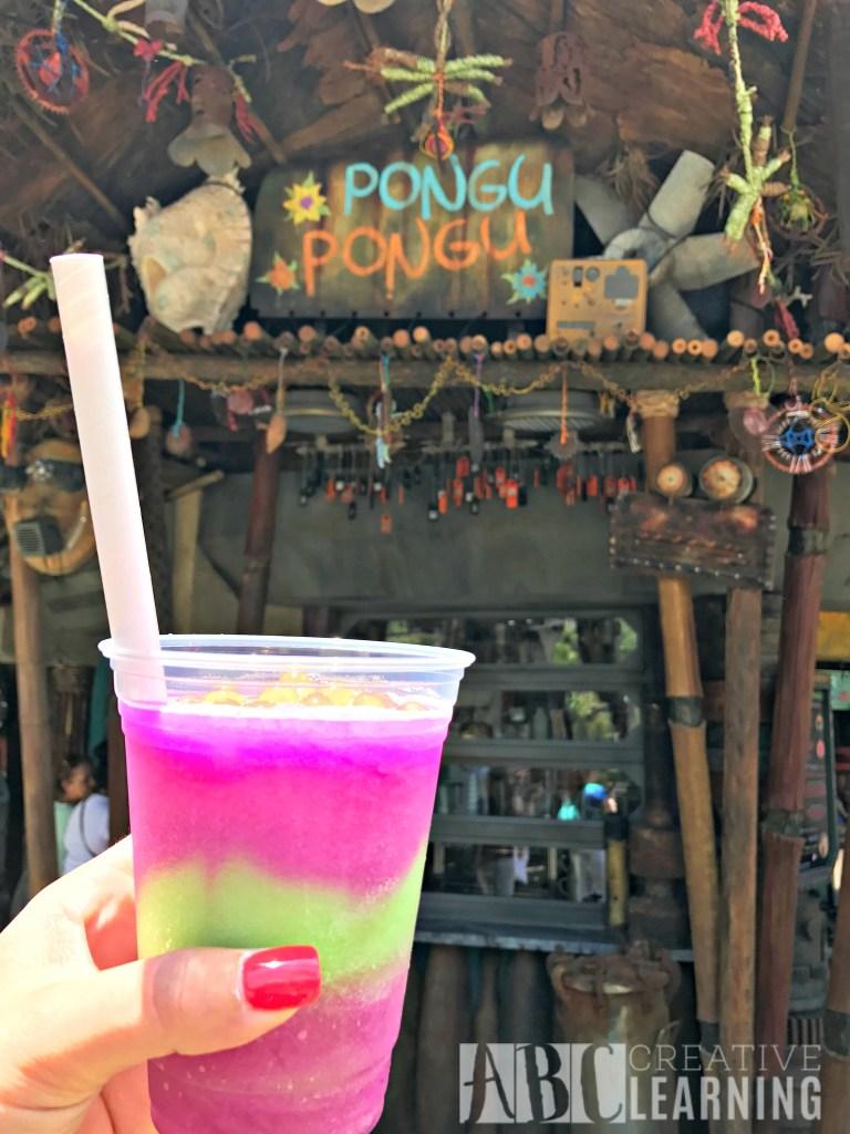 Pandora - World of Avatar at Disney's Animal Kingdom | 5 Things To Experience #VisitPandora Night Blossom
