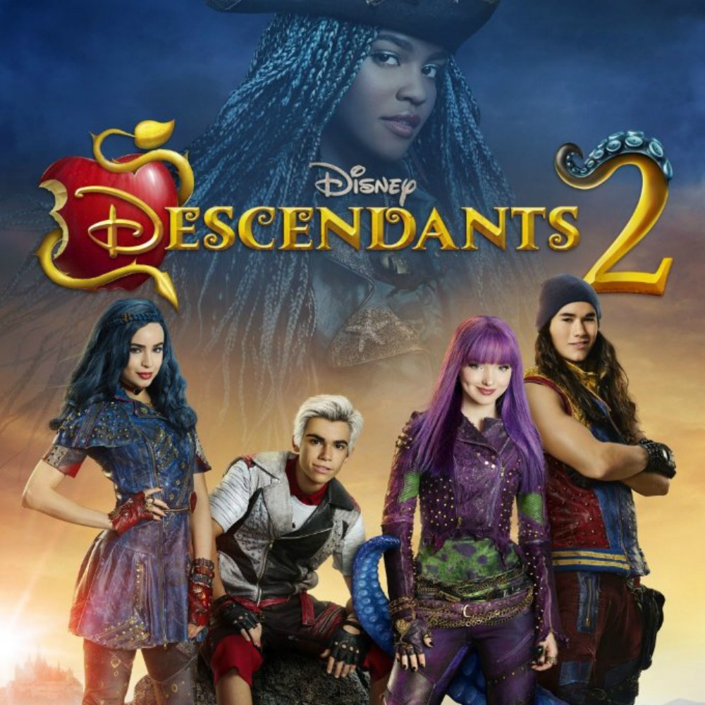 Exclusive Interviews Pictures More: 6 Reasons To Watch Descendants 2 On Disney Channel