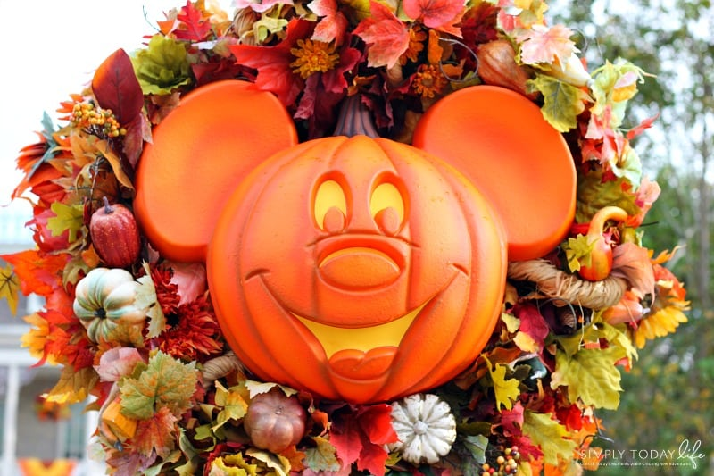 Allergy Friendly Guide To Mickey's Not So Scary Halloween Party Decorations