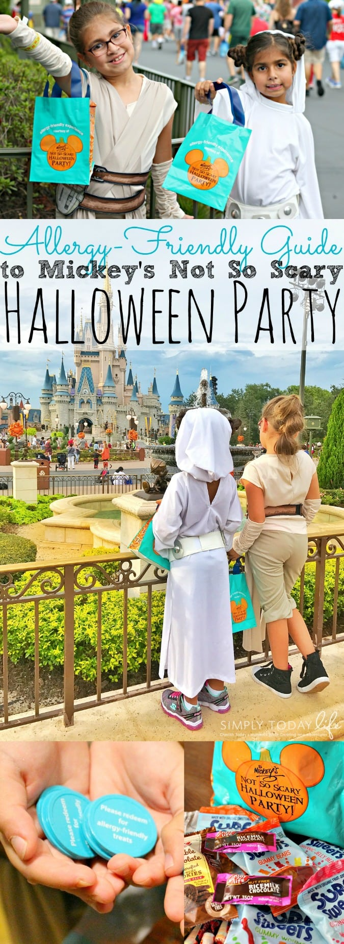 Mickey's Not So Scary Halloween Party Allergy Guide