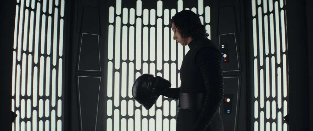 Emotions Watching My Daughter Watch The Star Wars: The Last Jedi Trailer Kylo Ren