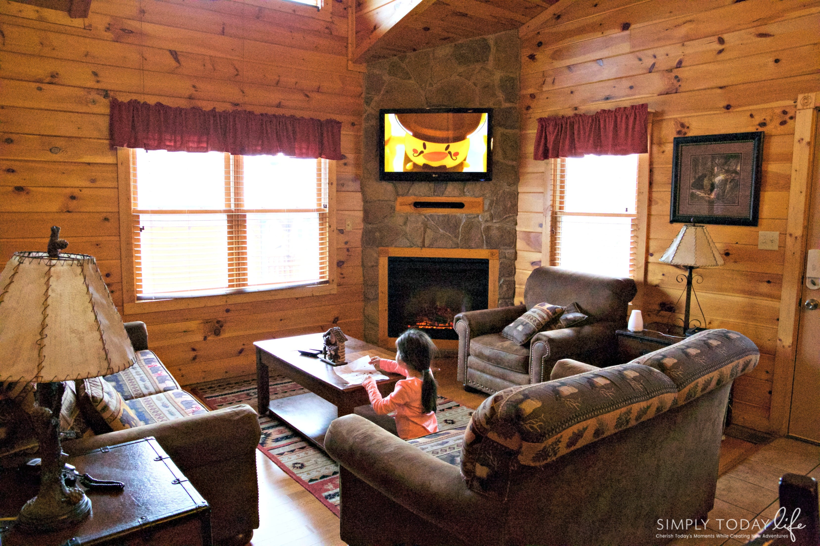 Cabins of the Smoky Mountains Rental - simplytodaylife.com