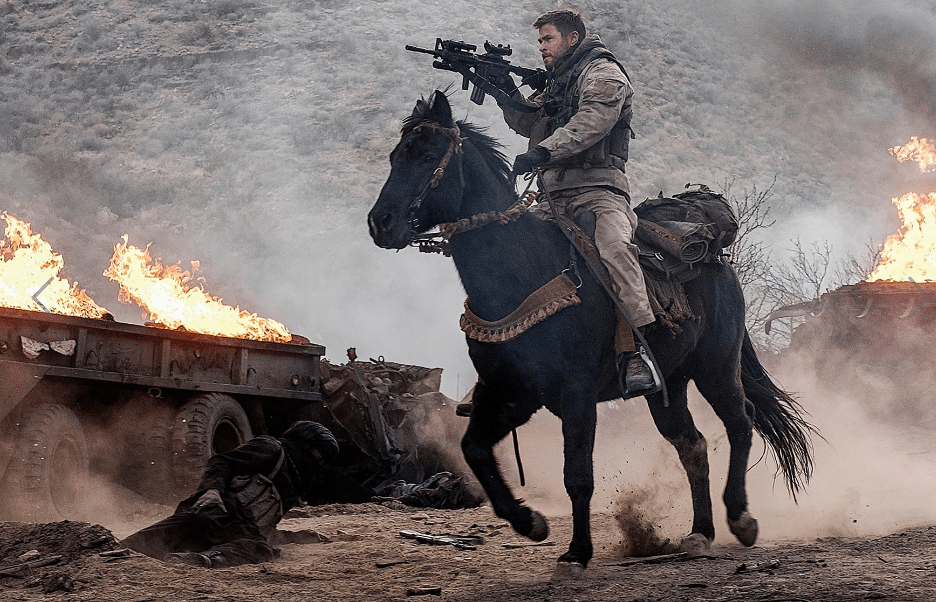 12 Strong Movie Review   Is It Appropriate For Kids? - Simply Today Life