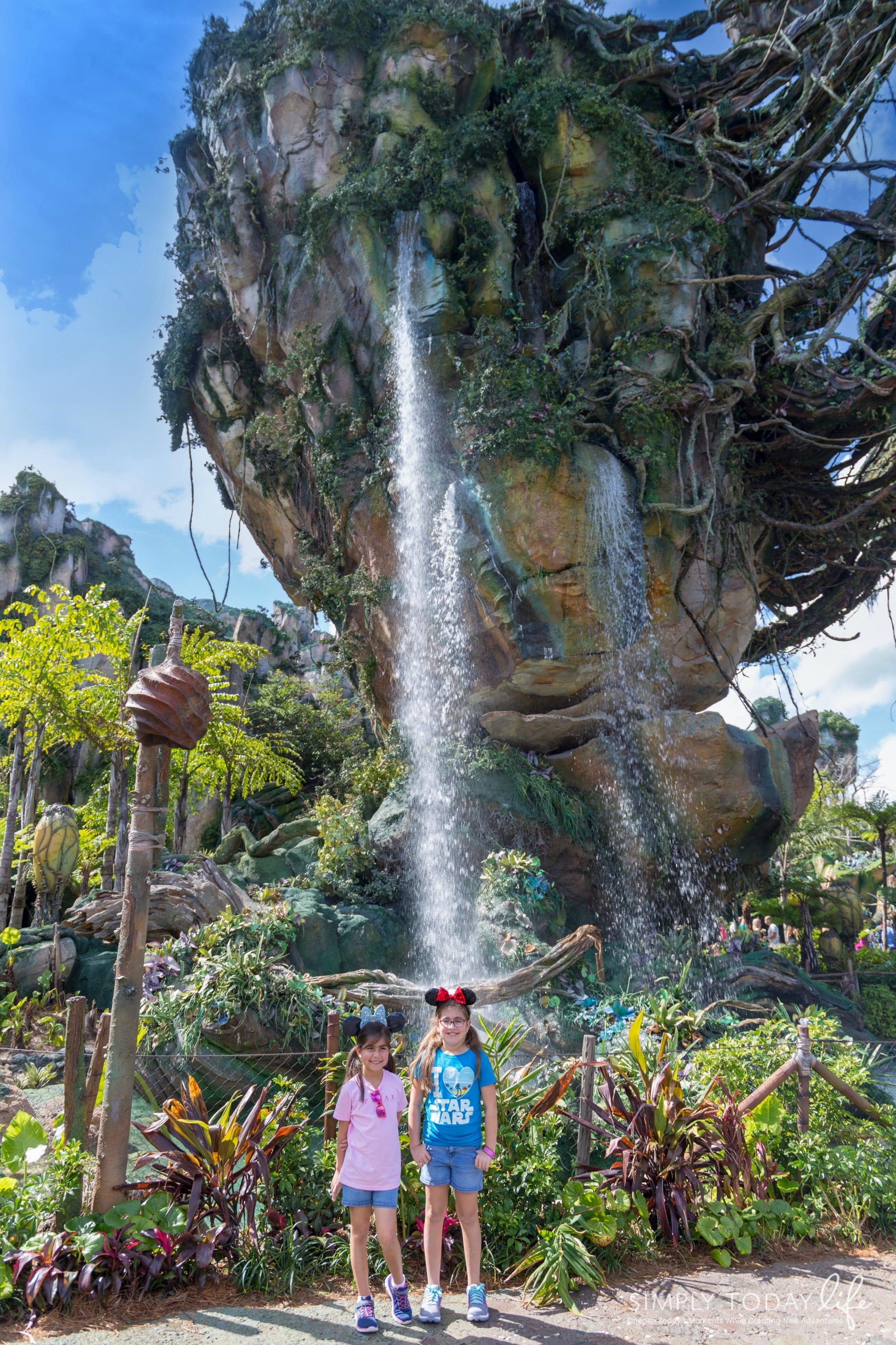 A Parents Guide To Visiting Disney Pandora with Kids - simplytodaylife.com