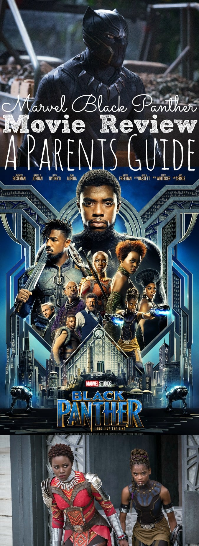 Black Panther Movie Review #BlackPanther | A Parent's Guide - simplytodaylife.com