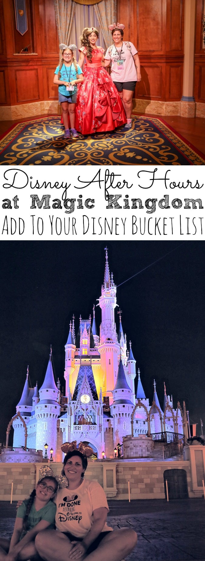 Visiting Disney this summer? Check out Disney After Hours At Magic Kingdom and why you Must Add To Your Walt Disney World Bucket List - #DisneyTravels #MagicKingdom #DisneyAfterHours #FamilyTravels simplytodaylife.com