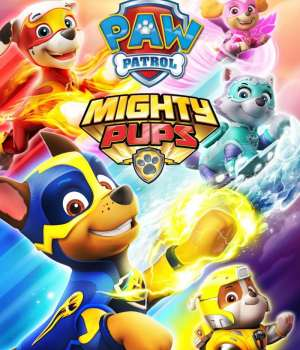 Paw Patrol: Mighty Pups Mini-Movie Giveaway