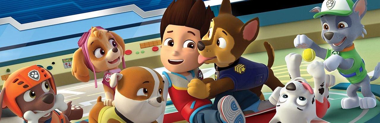 Paw Patrol: Mighty Pups Mini-Movie