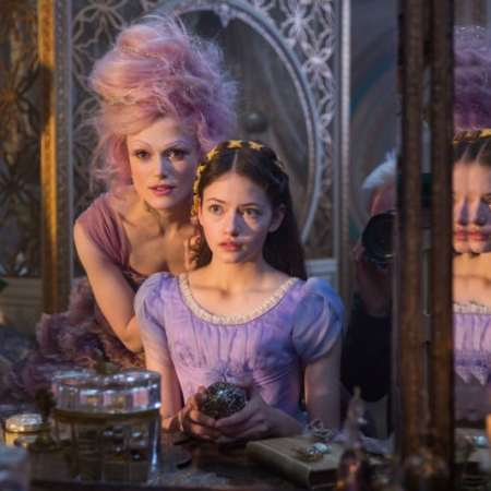 Free Disney's The Nutcracker And The Four Realms Coloring Pages and Activity Sheets #DisneyNutcrackerEvent