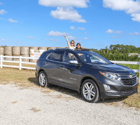 Chevy Equinox Family Features | Perfect Vehicle For Fall Festivities