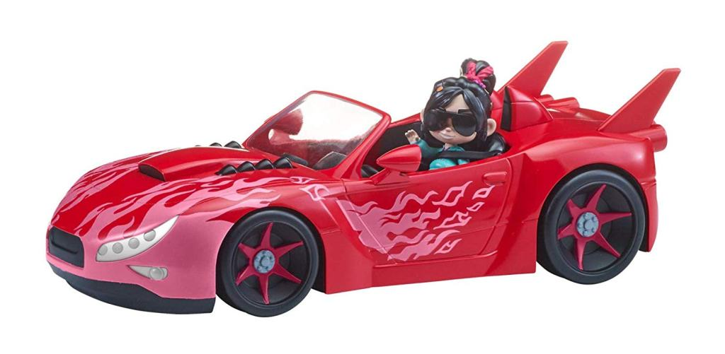 Disney's Ralph Breaks The Internet Vehicle Vanellope