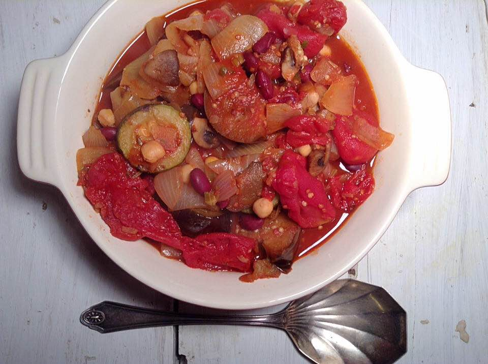 My version of a french ratatouille